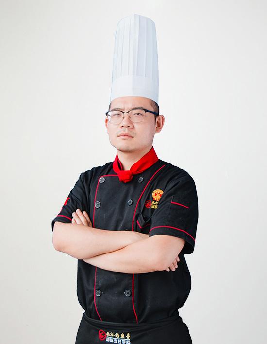 成都北方钓鱼台学校烹饪名师李昊天