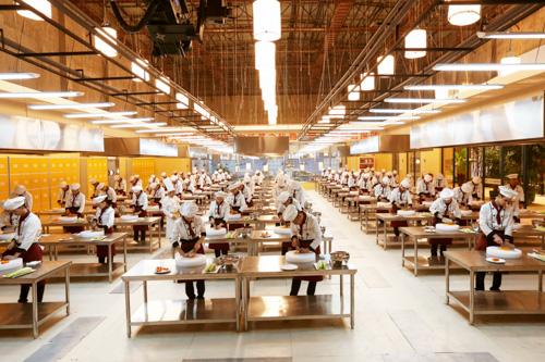 成都出名的厨师学校