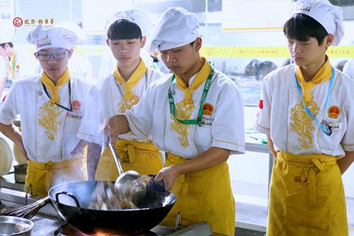 初中生学厨师去哪好