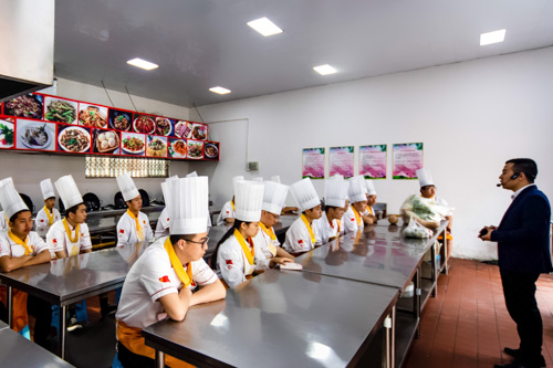 厨师的薪水一般有多少