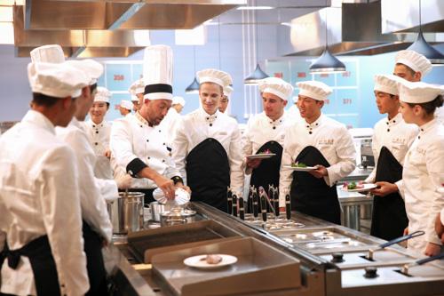 短期厨师培训学校哪个好
