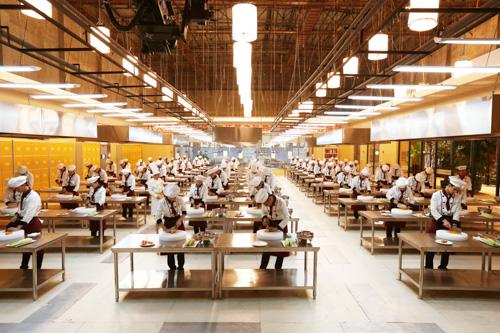 如果在烹饪学校什么都学不会怎么办