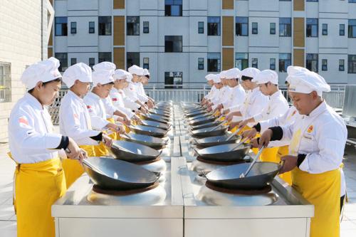专业的厨师学校