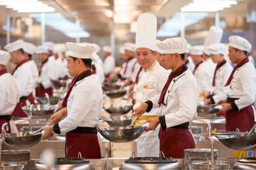 粤菜厨师培训学费多少