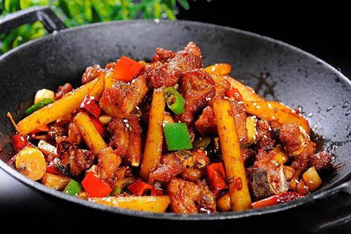 干锅酱配方和制作方法