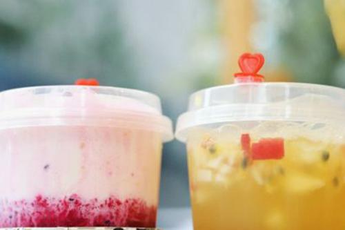 冷饮的制作方法和配方