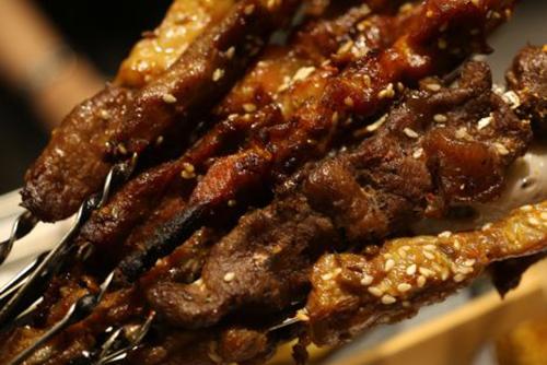 烧烤牛肉腌制配方