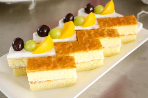 戚风蛋糕的配方与制作方法