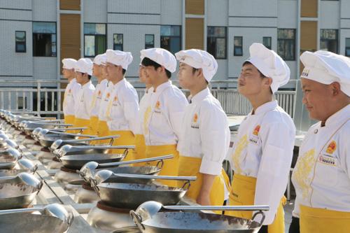 成都北方钓鱼台的川菜大厨专业有什么优势?