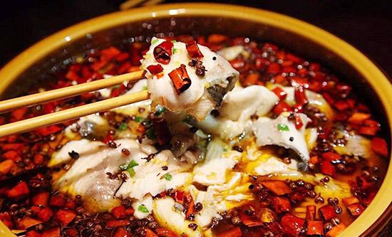 四川年夜饭菜谱之水煮鱼