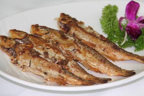 年夜饭菜谱之香煎华子鱼
