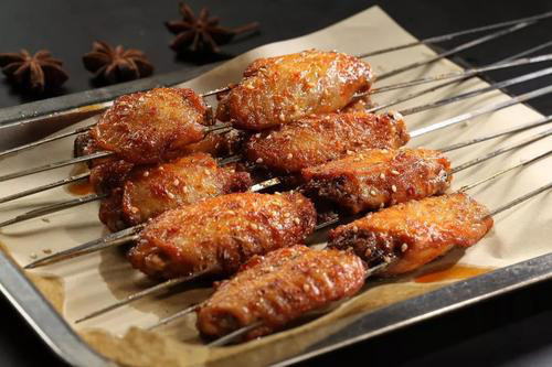 家常年夜饭菜谱之烤鸡翅