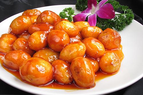 烹饪土豆有窍门