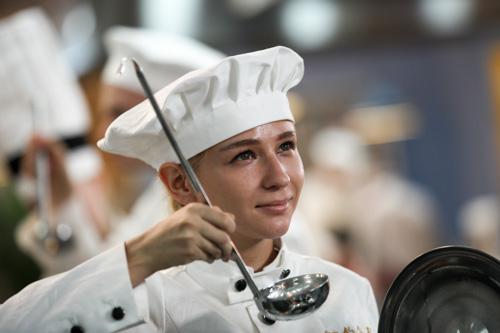 女生学西餐工资待遇