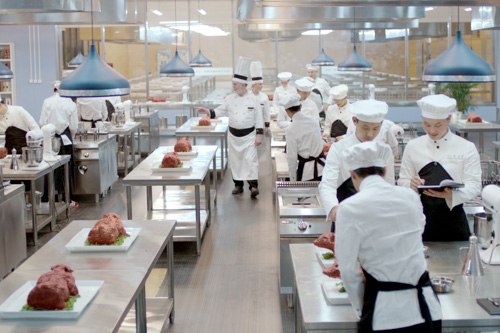 上海西餐培训学校学费多少钱一年