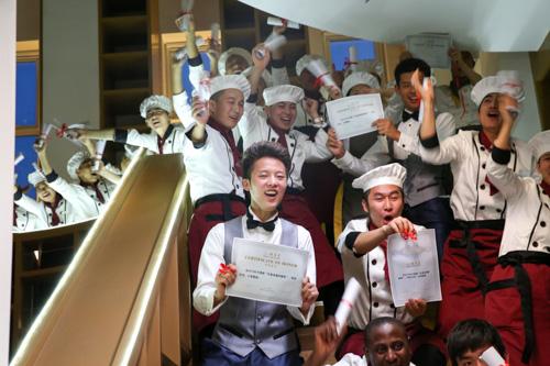中国有名的西餐培训学校