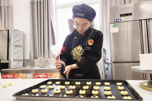 中国好的烘焙西点培训学校