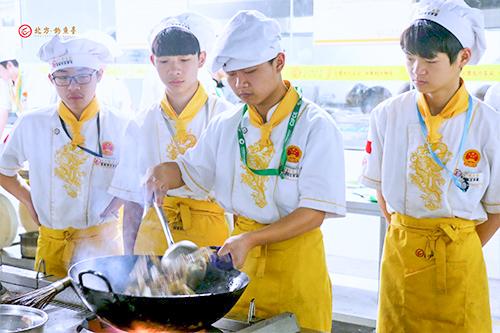 北方钓鱼台学炒菜要多少钱