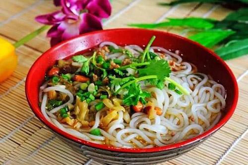 桂林米粉培训