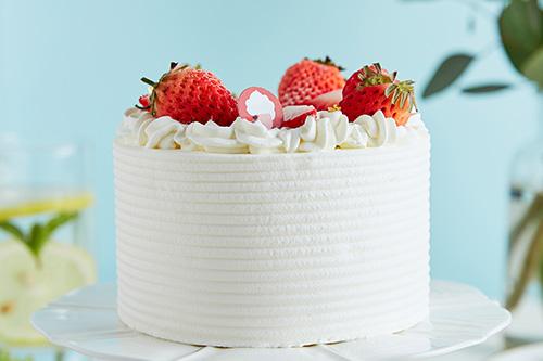 草莓清新蛋糕做法